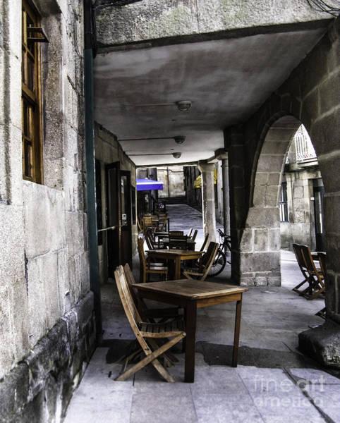 Galicia Photograph - Old City Of Pontevedra by Arlene Carmel