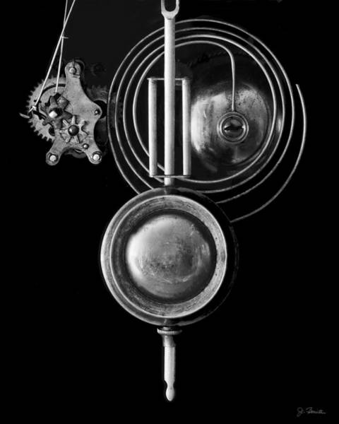 Wall Art - Photograph - Old Clockworks by Joe Bonita