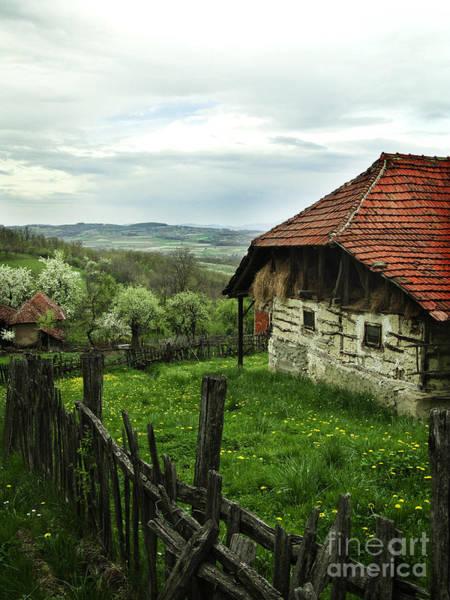 Wall Art - Photograph - Old Cottage by Jelena Jovanovic