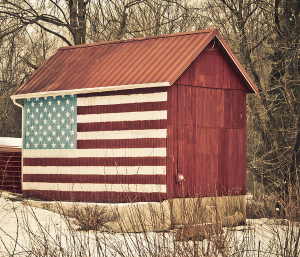 Photograph - Old Country America by Trish Tritz