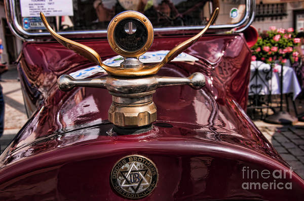 Photograph - Old Dodge by Brenda Kean