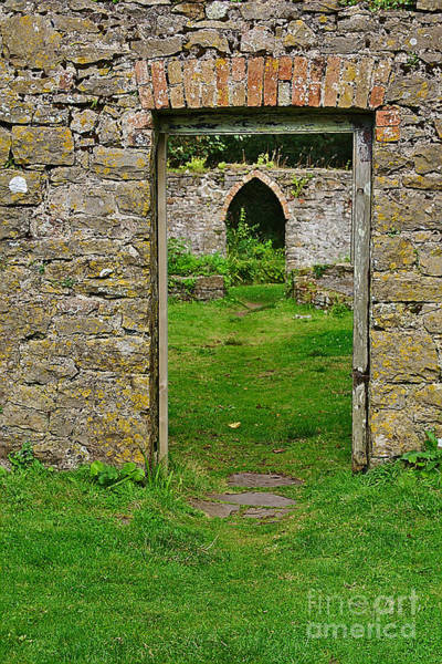 Photograph - Old Doorways by Jeremy Hayden