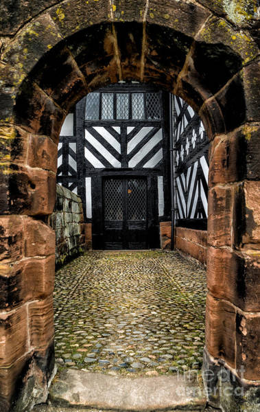 Tudor Photograph - Old England by Adrian Evans