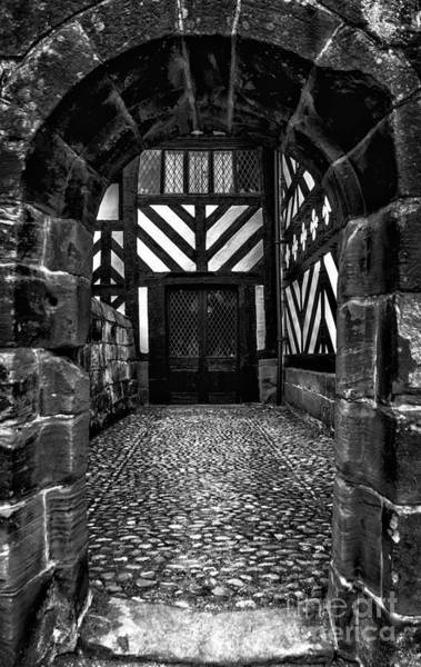 Framing Photograph - Old England V2 by Adrian Evans