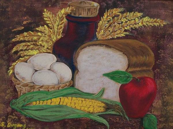 Painting - Old Fashioned Goodness by Sharon Duguay