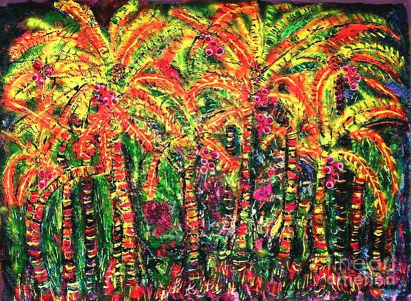 Sax Painting - Old Florida      by Darlyne Sax