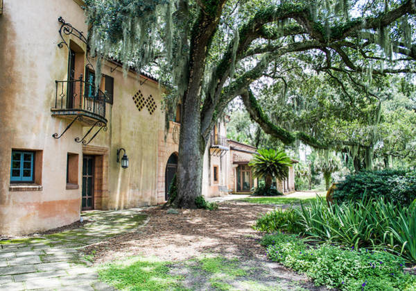 Photograph - Old Florida Style II by Susan Molnar