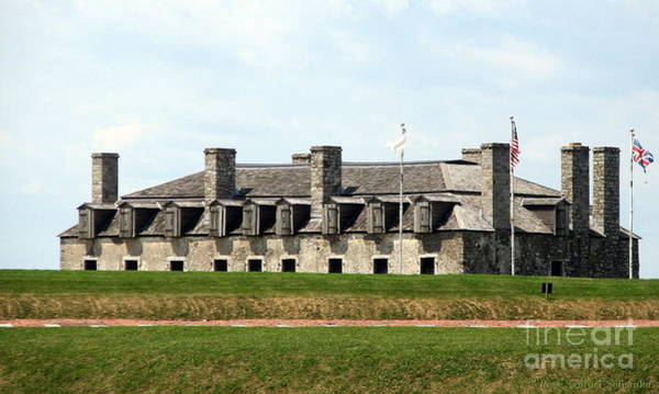 Photograph - Old Fort Niagara by Rose Santuci-Sofranko