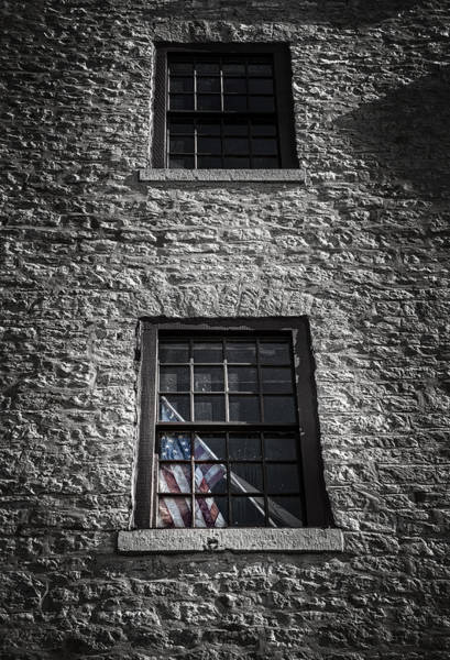 Mills Photograph - Old Glory by Scott Norris