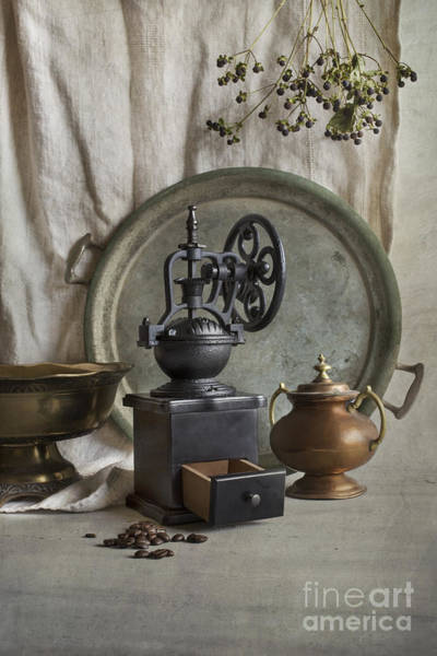 Wall Art - Photograph - Old Grinder by Elena Nosyreva