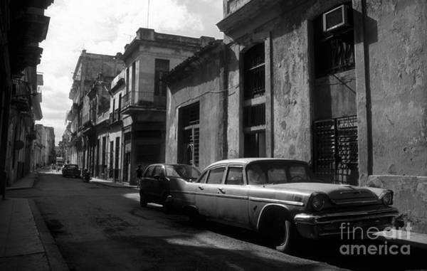 Photograph - Old Havana by James Brunker