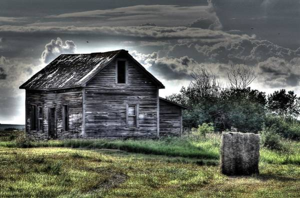 Photograph - Old Homestead 3 by David Matthews