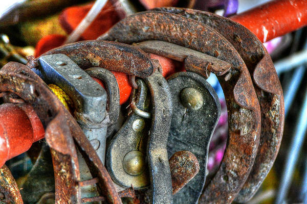 Photograph - Whips, Chains And Shoes by Doc Braham