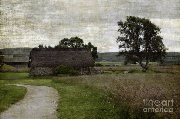 Photograph - Old House In Culloden Battlefield by RicardMN Photography
