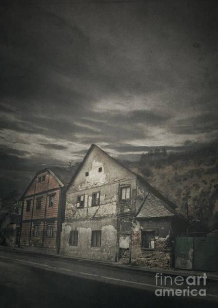 Wall Art - Photograph - Old House by Jelena Jovanovic
