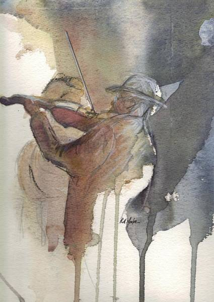 Old Joe Clark Art Print
