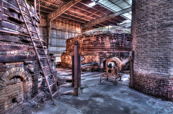 Photograph - Old Kilns by Jim Thompson