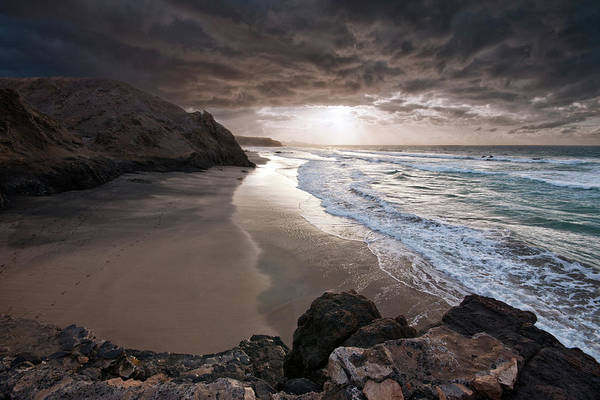 Canary Photograph - Old King Beach by Photography By Juances