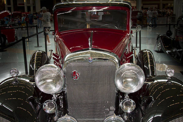 Photograph - Old Lasalle  by Jack R Perry