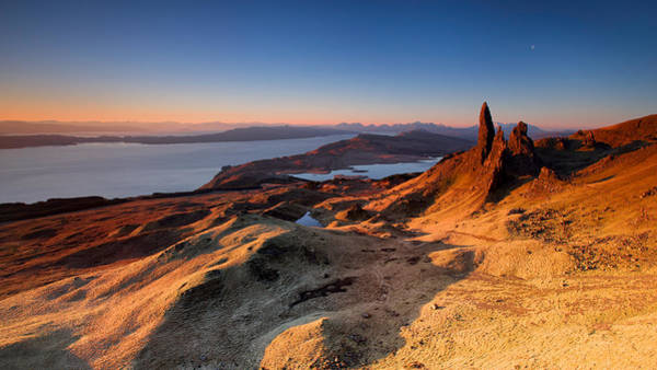 Wall Art - Photograph - Old Man Of Storr by Guido Tramontano Guerritore
