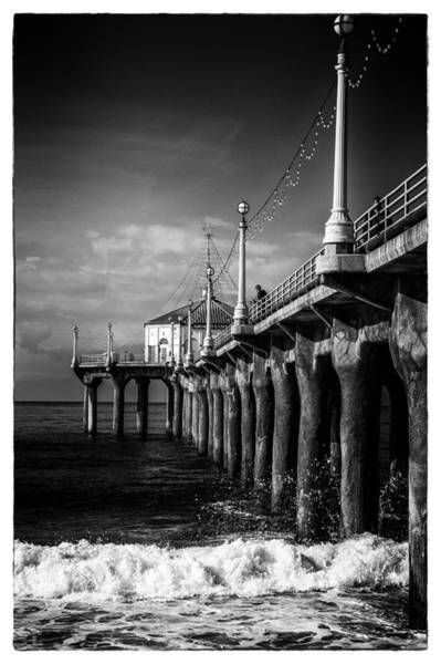 Photograph - Old Manhattan Pier by Michael Hope