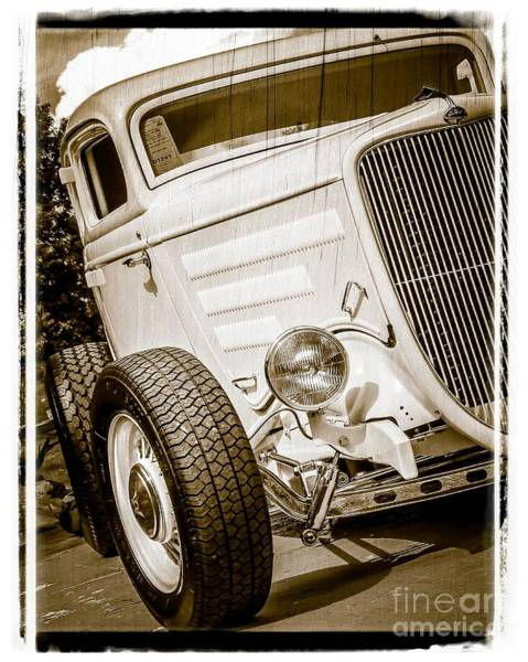 Wall Art - Photograph - Old Metal by Perry Webster