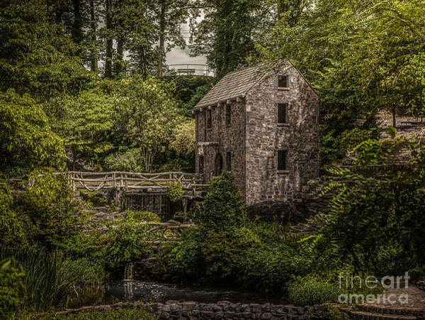 Photograph - Old Mill 2 by Larry McMahon