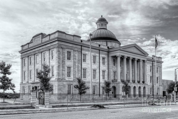 Photograph - Old Mississippi State Capitol II by Clarence Holmes