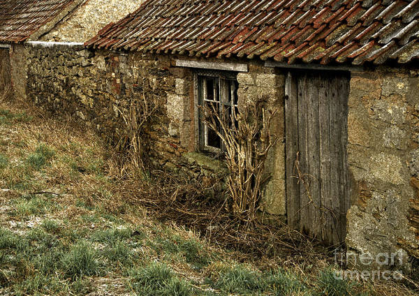 Photograph - Old Northumberland Stone Buildings by Martyn Arnold