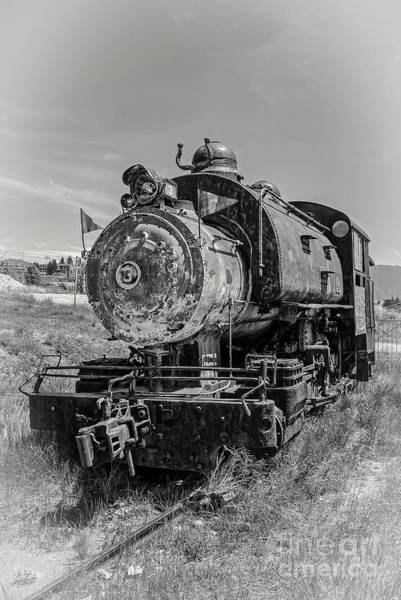 Loco Wall Art - Photograph - Old Number 3 Sugar Beet Train by Edward Fielding
