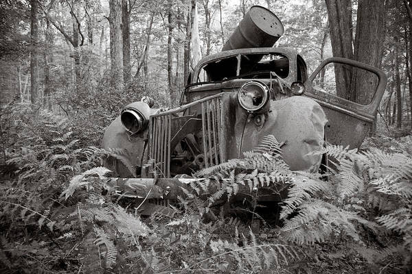 Photograph - Old Pickup by Sara Hudock