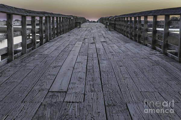 Photograph - Old Pitt Street Bridge by Dale Powell