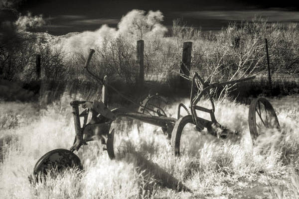 Photograph - Old Plow by Scott Campbell