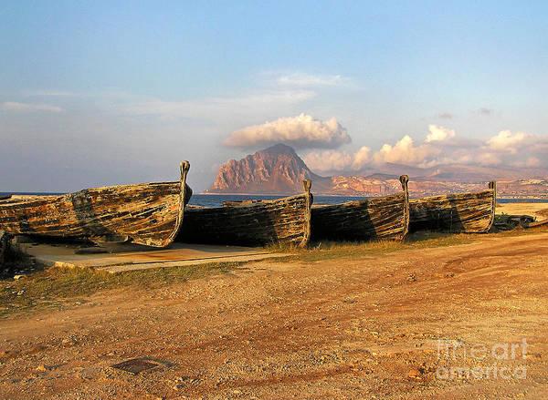 Photograph - Aquatic Dream Of Sicily by Silva Wischeropp