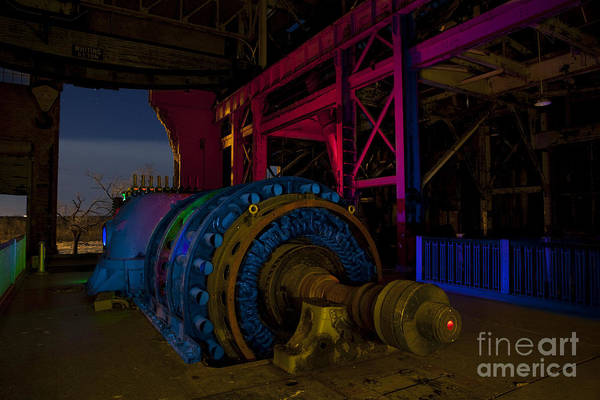 Power Station Wall Art - Photograph - Old Power Plant by Keith Kapple