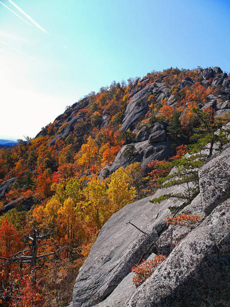 Photograph - Old Rag In Autumn by Jemmy Archer