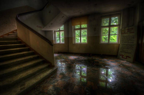 Wall Art - Digital Art - Old Reflections by Nathan Wright