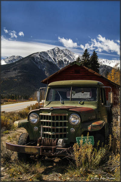 Photograph - Old Reliable by Erika Fawcett