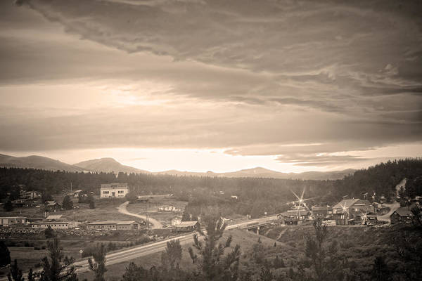 Photograph - Old Rollinsville Colorado by James BO Insogna