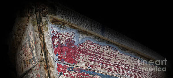 Wall Art - Photograph - Old Rowboat by Lee Dos Santos