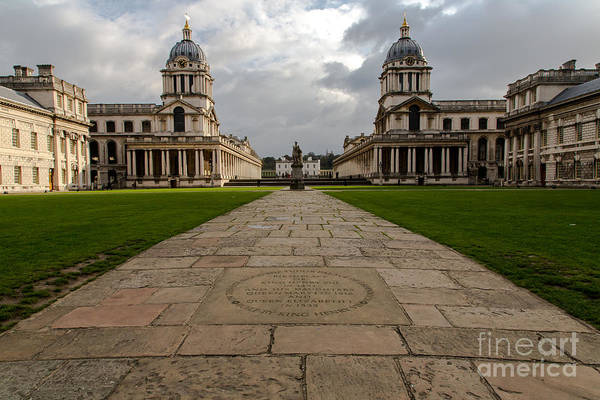 Old Royal Naval College Art Print