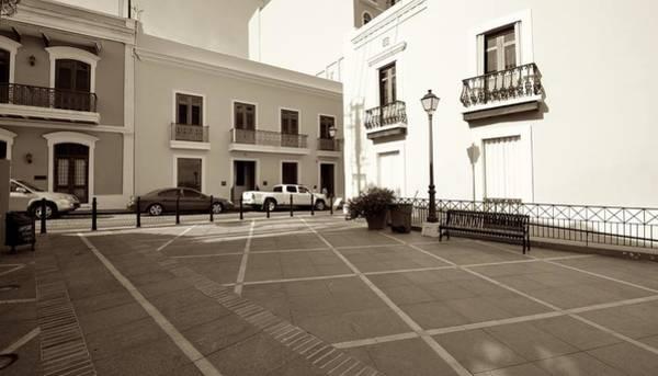 Photograph - Old San Juan Nook by Ricardo J Ruiz de Porras