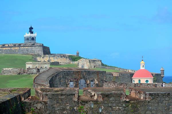 Photograph - Old San Juan by Songquan Deng
