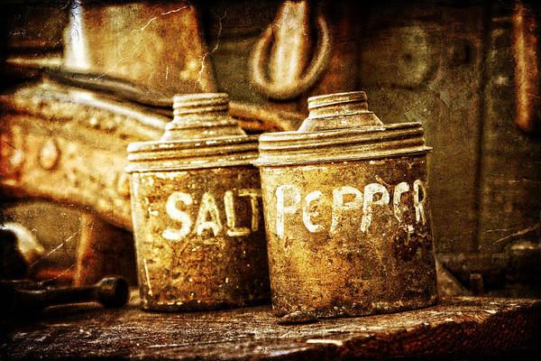 Photograph - Old Spices by Lincoln Rogers