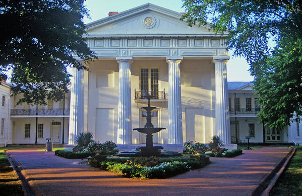 Ar Photograph - Old State House In Little Rock, Arkansas by Panoramic Images