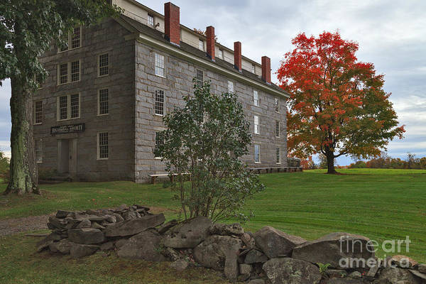 Photograph - Old Stone House by Charles Kozierok