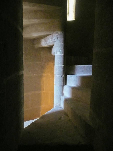 Photograph - Old Stone Stairs by Jenny Setchell