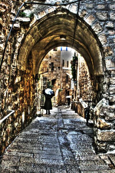 Photograph - Jerusalem Art by Doc Braham