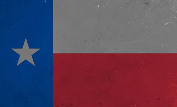 Capitol Digital Art - Old Texas State Flag by Dan Sproul