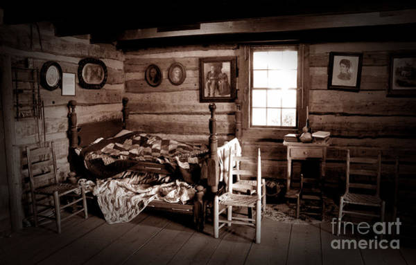 Wall Art - Photograph - Old-time Living by Paul W Faust -  Impressions of Light